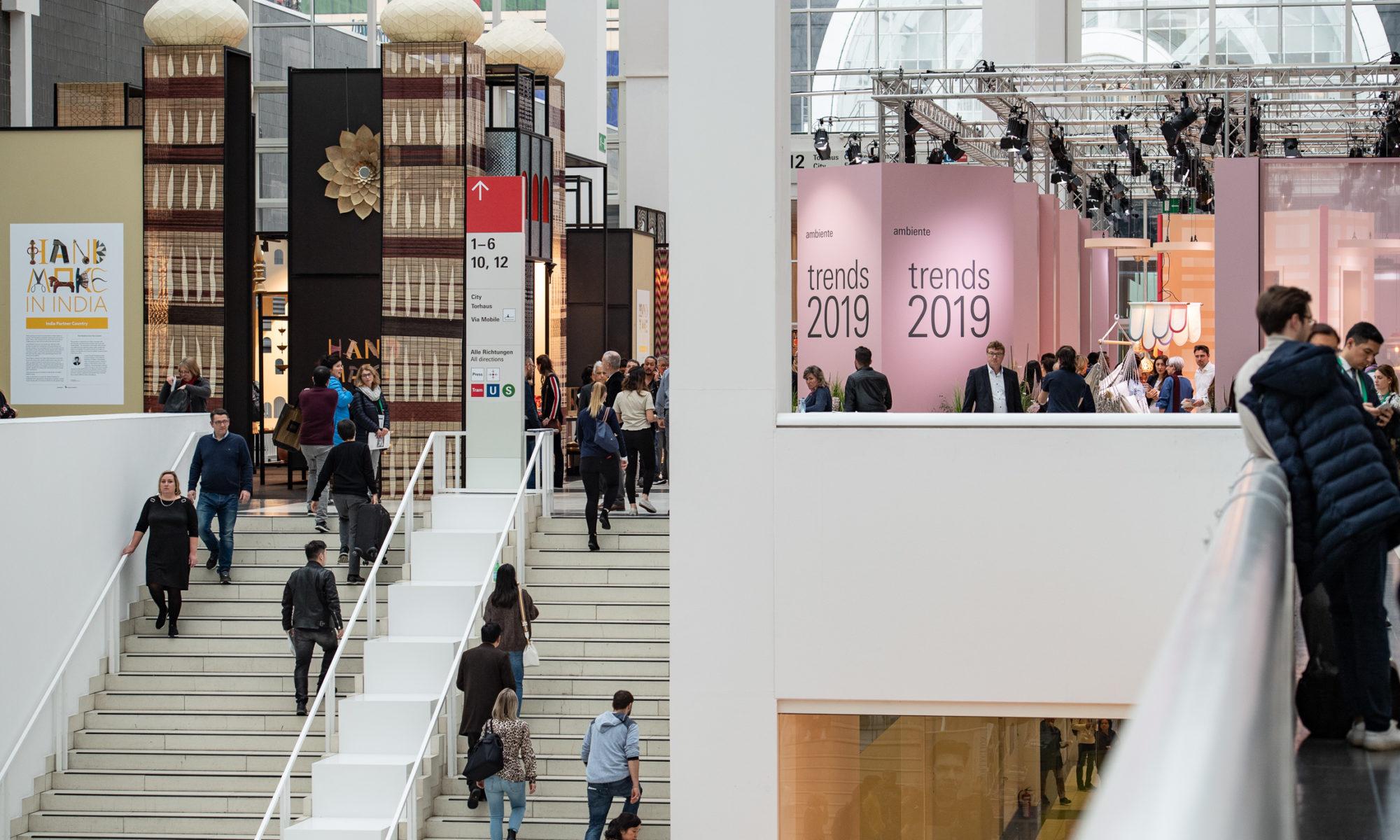 Ambiente Frankfurt 2019
